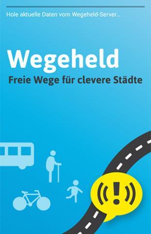 Apptipp: Wegeheld