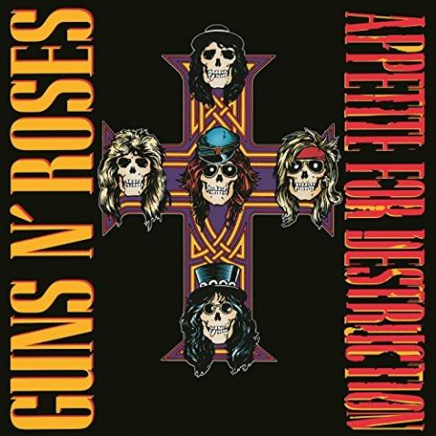 Guns N' Roses: Appetite For Destruction Locked N' Loaded Edition
