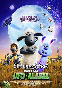 Filmplakat: Shaun das Schaf