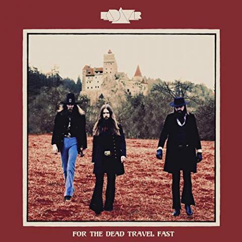 Kadavar: For The Dead Travel Fast