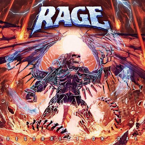 Rage: Resurrection Day