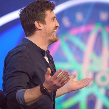 """Roldan Tenholde, Gewinner von """"Wer wird Millionär?"""""""