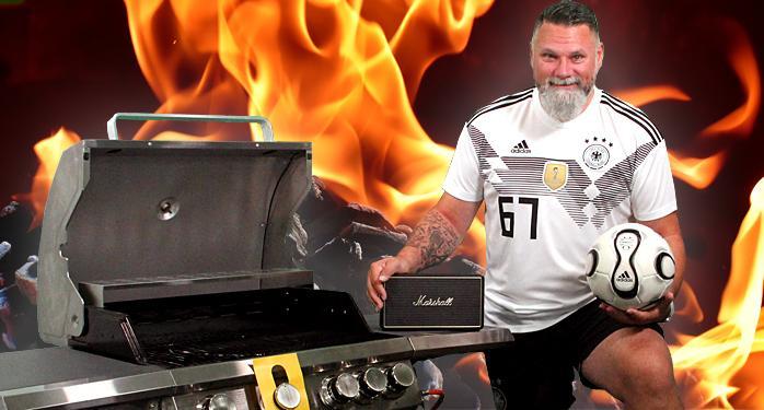 ROCKLAND grillt mit Euch