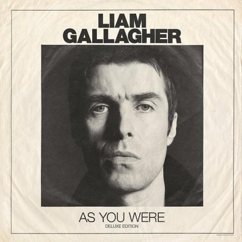 Liam Gallagher: As You Were
