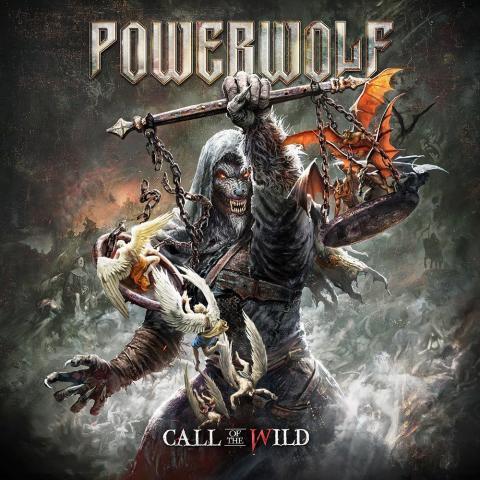 Albumcover: Powerwolf - Call Of The Wild