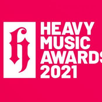 Heavy Music Awards 2021 Logo